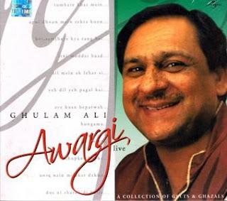 Ghulam Ali - Awargi
