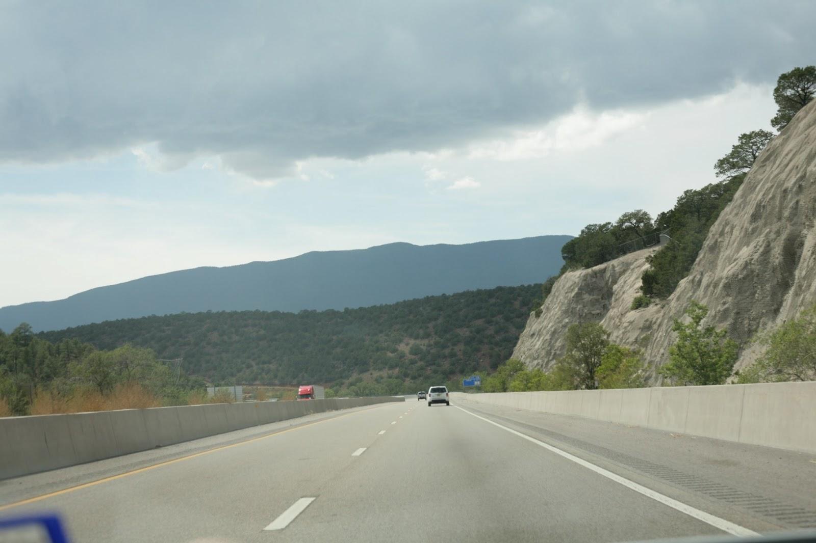 Sandia Mountains New Mexico