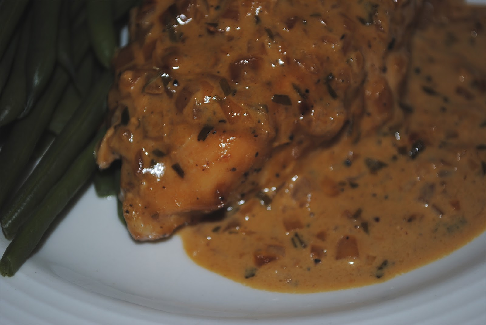 ... CHICKEN WITH MUSTARD AND TARRAGON CREAM SAUCE and TRAY BAKED CHICKEN