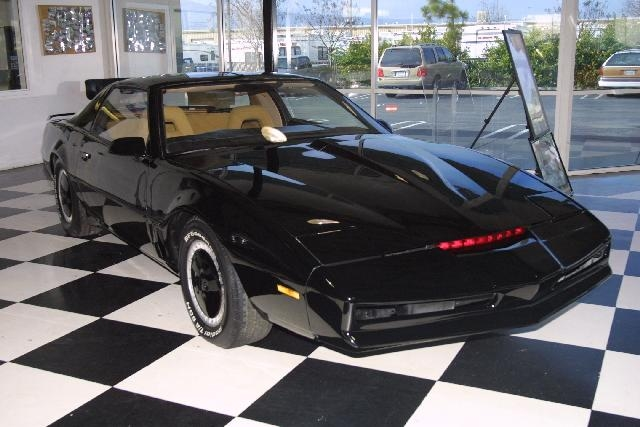 zero to sixty the knight rider car. Black Bedroom Furniture Sets. Home Design Ideas