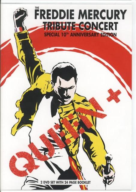 Concierto tributo a Freddie Mercury - 20 de abril de 1992