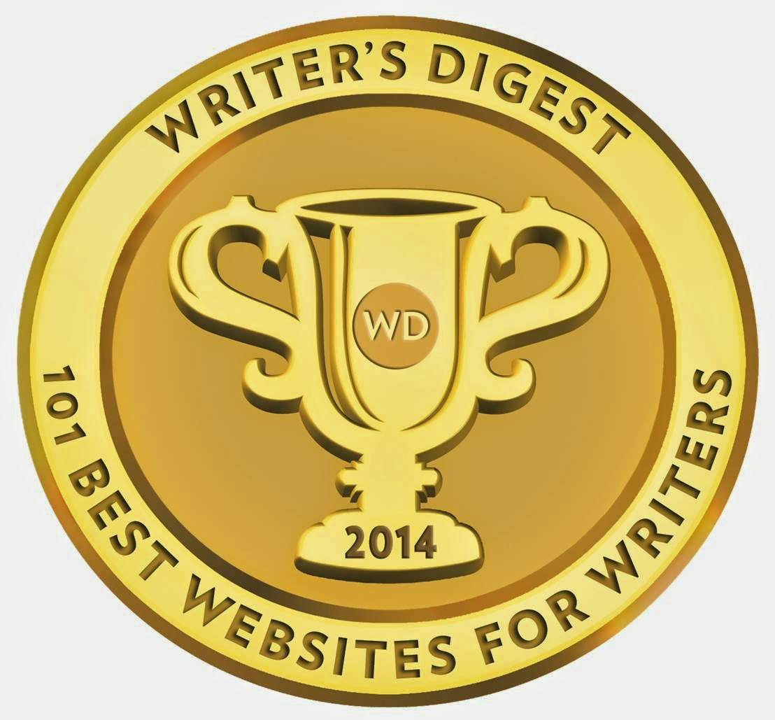 A WRITER'S DIGEST TOP 101 WEBSITE