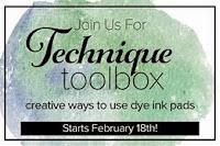 Technique Toolbox: Dye Inks