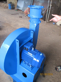 Blower centrifugal i jual blower jual blower for Portable dust collector motor blower