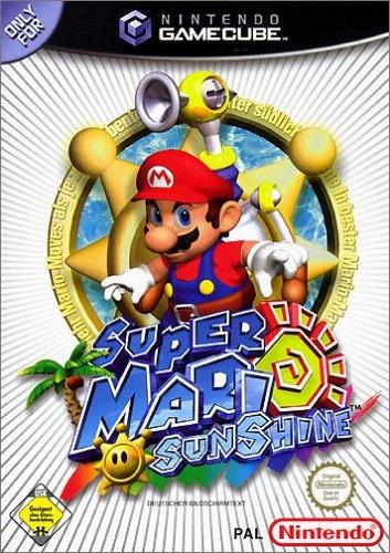 DETONADO - GAME CUBE - Super Mario Sunshine