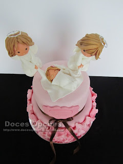 bolo batizado anjos bragança