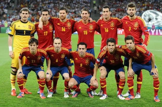 Spanish Team Statistics | History