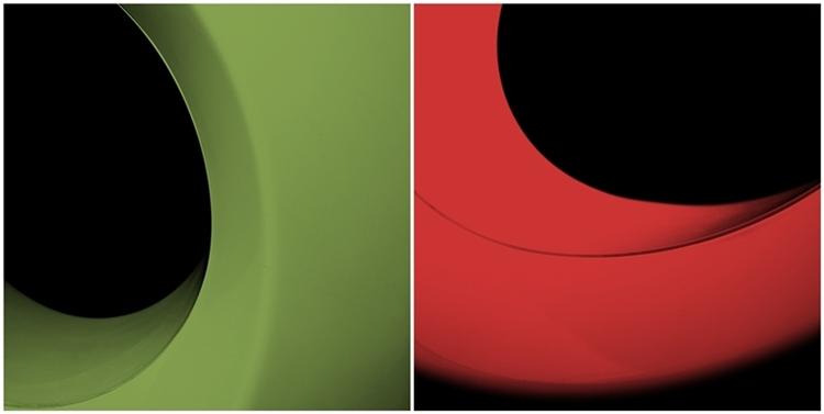máquina costura, fotografia abstracta, cores