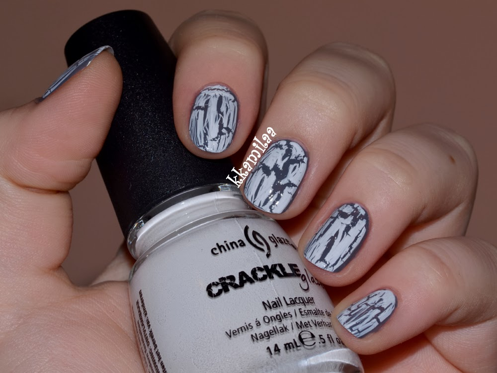 China Glaze Crackle Glaze - Lightning Bolt