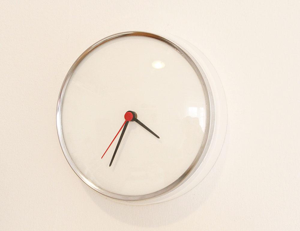Diy reciclar un reloj de pared alquimia deco - Como hacer un reloj de pared ...