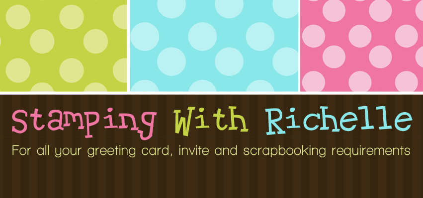 Stamping With Richelle