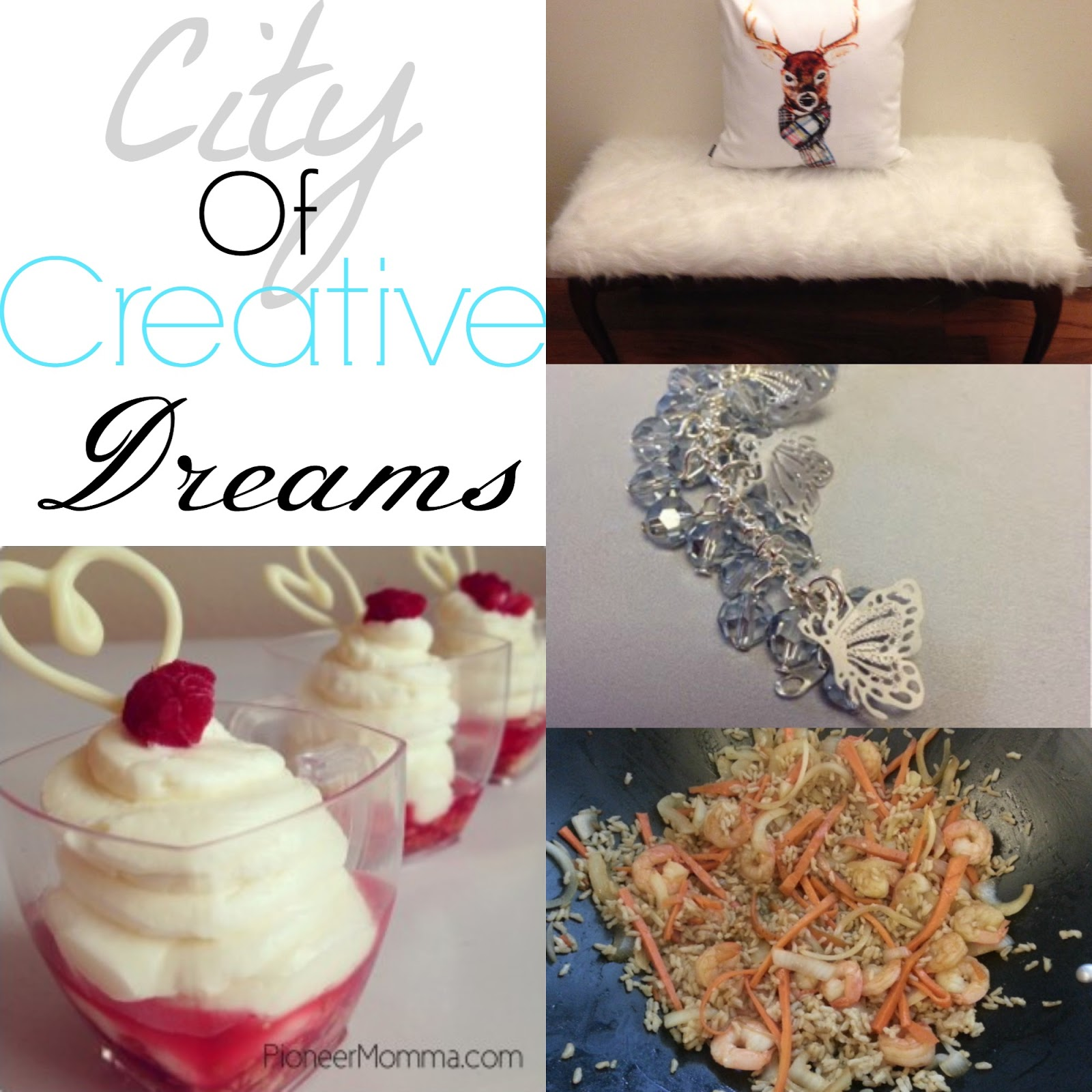 city of creative dreams link party