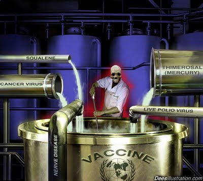 Vaccines Toxic Brew