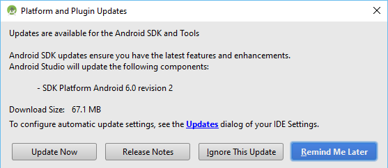 Android Sdk Platform Android 6.0 Revision 2