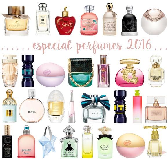 novedades perfumes 2016