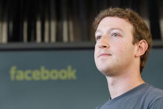 Pebisnis Sukses Mark Zuckerberg