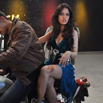 Riya Sen Super Sexy Cleavage and Thighs Show At The Shoot Of Item song 'Chhamiya' From Upcoming Movie 'Ek Bura Aadmi'