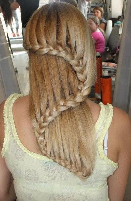 Con ayuda experta harás un peinado con trenzas inigualable,esta ayuda te  guiará para saber que peinado se adecua a tus facciones.