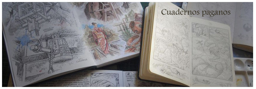 Cuadernos paganos