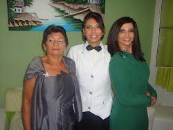Mamãe, Paulinha e Eu