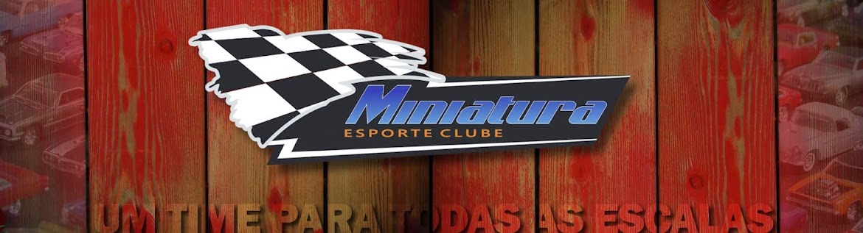 MINIATURA ESPORTE CLUBE