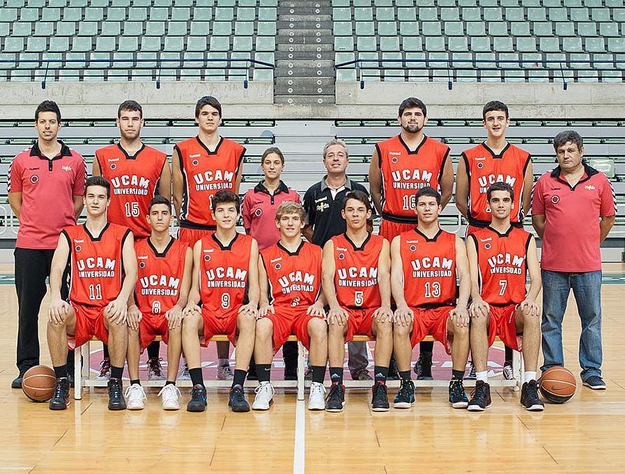 espana junior baloncesto: