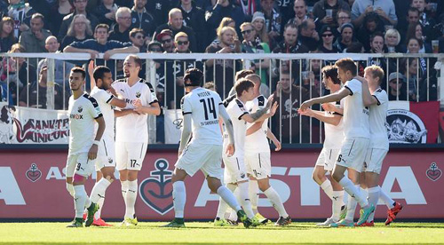 10ª rodada - FC St Pauli vs. SVSandhousen