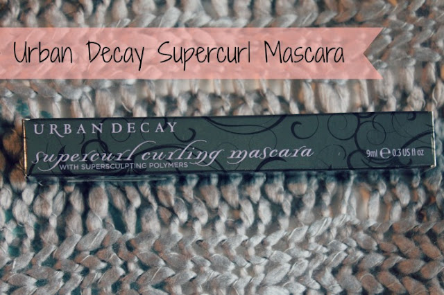 Urban Decay Supercurl Mascara