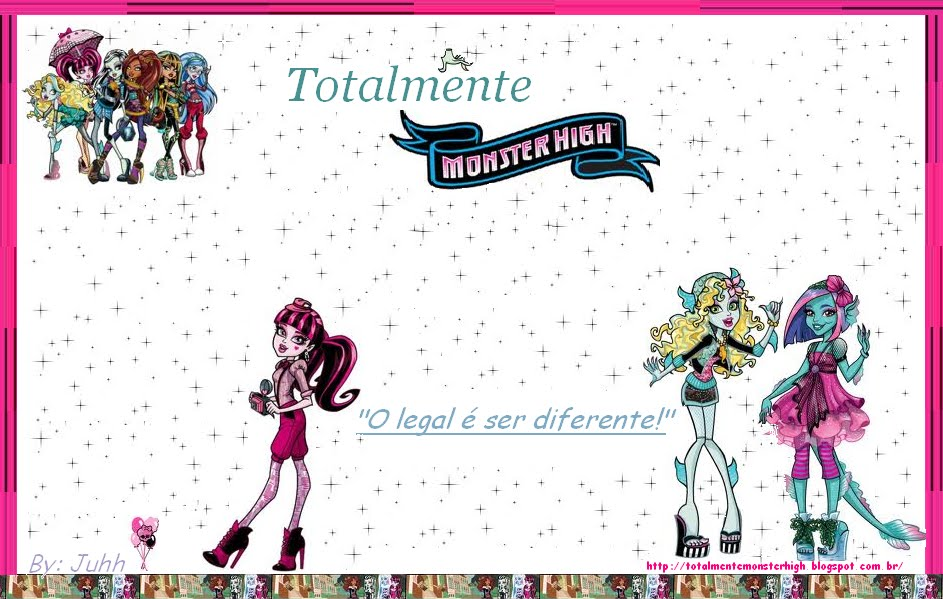Totalmente Monster High