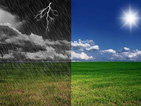 Diferencia entre clima y tiempo atmosférico