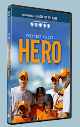 Every Boy Needs a Hero DVD