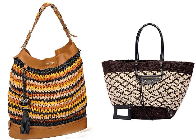 Модни тенденции при Чанта тип пазарска или чанта за уикенда