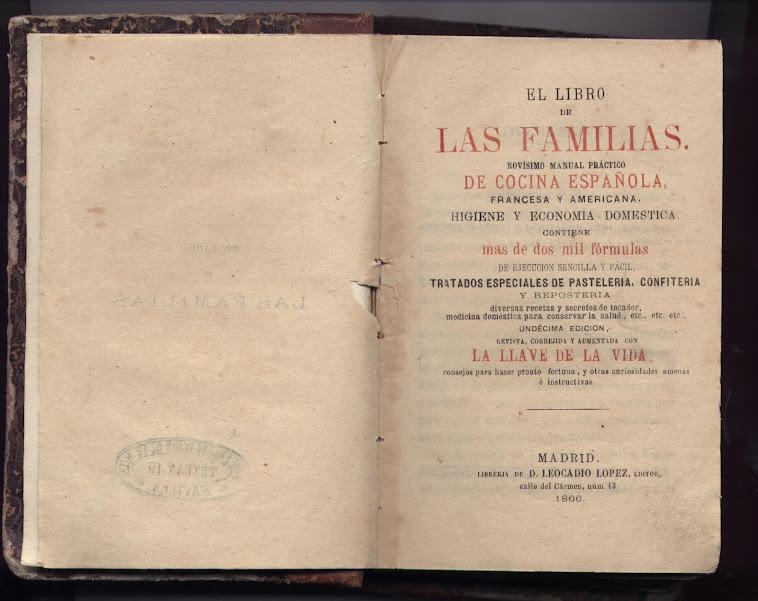 Novísimo manual práctico de Cocina Española, Francesa y Americana