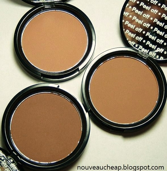 Review Nyx Matte Bronzers And Illuminating Bronzers