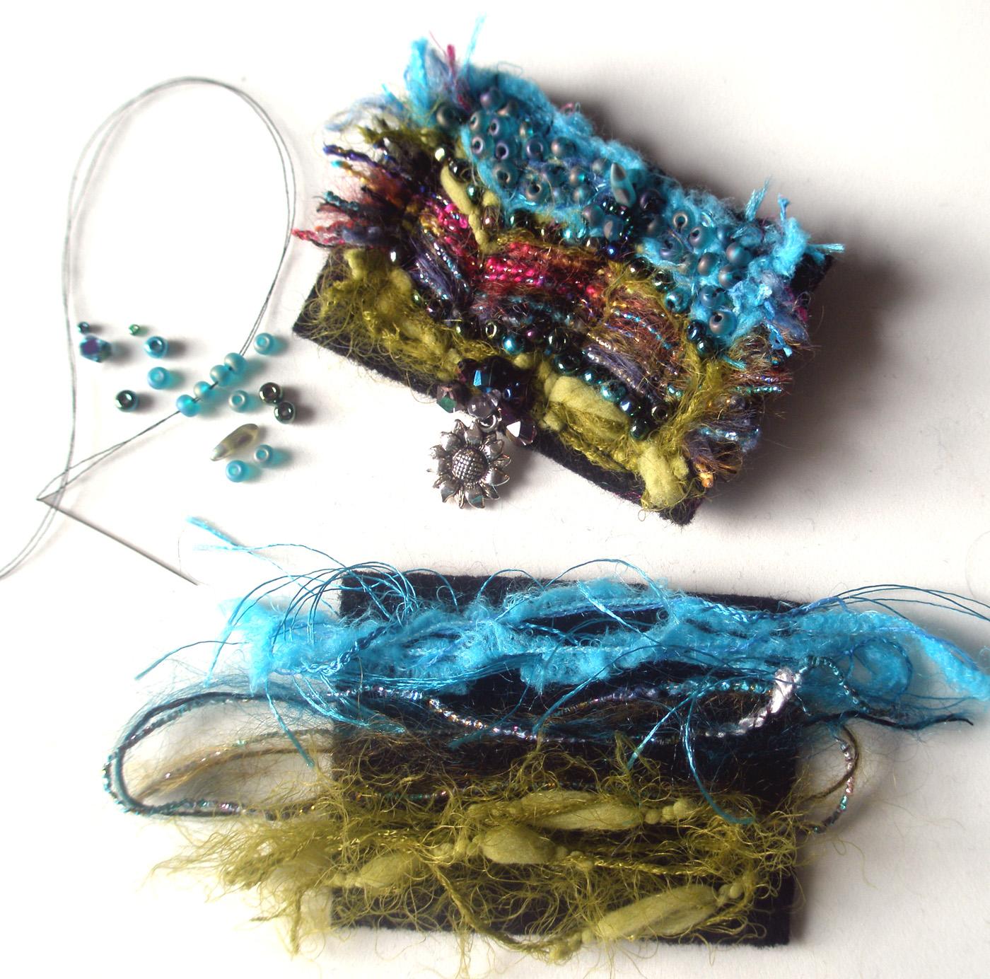 Knitting Yarn Bdo : Sew old new add some fiber