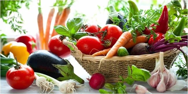 Kesehatan : Cegah ALS Dengan Makan Buah Dan Sayur Warna-Warni