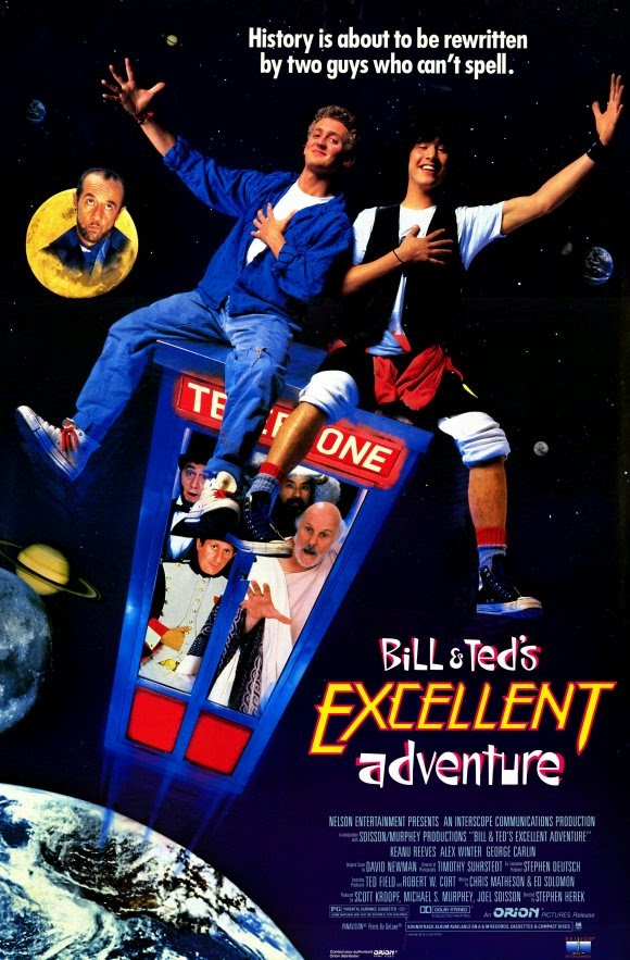 bill and teds excellent adventure 3