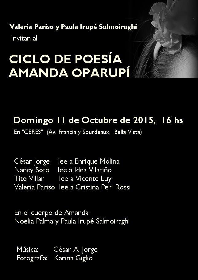 Amanda Oparupí