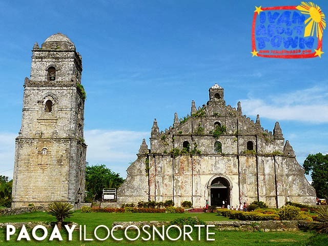 Paoay Church, Paoay, Ilocos Norte