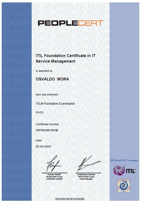itil v3 foundation complete certification pdf