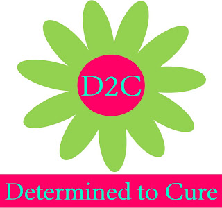 Cancer, Cancer Awareness, Community Service, Cure Cancer, Determined to Cure, Determined to Cure Logo, Madeleine Moore,