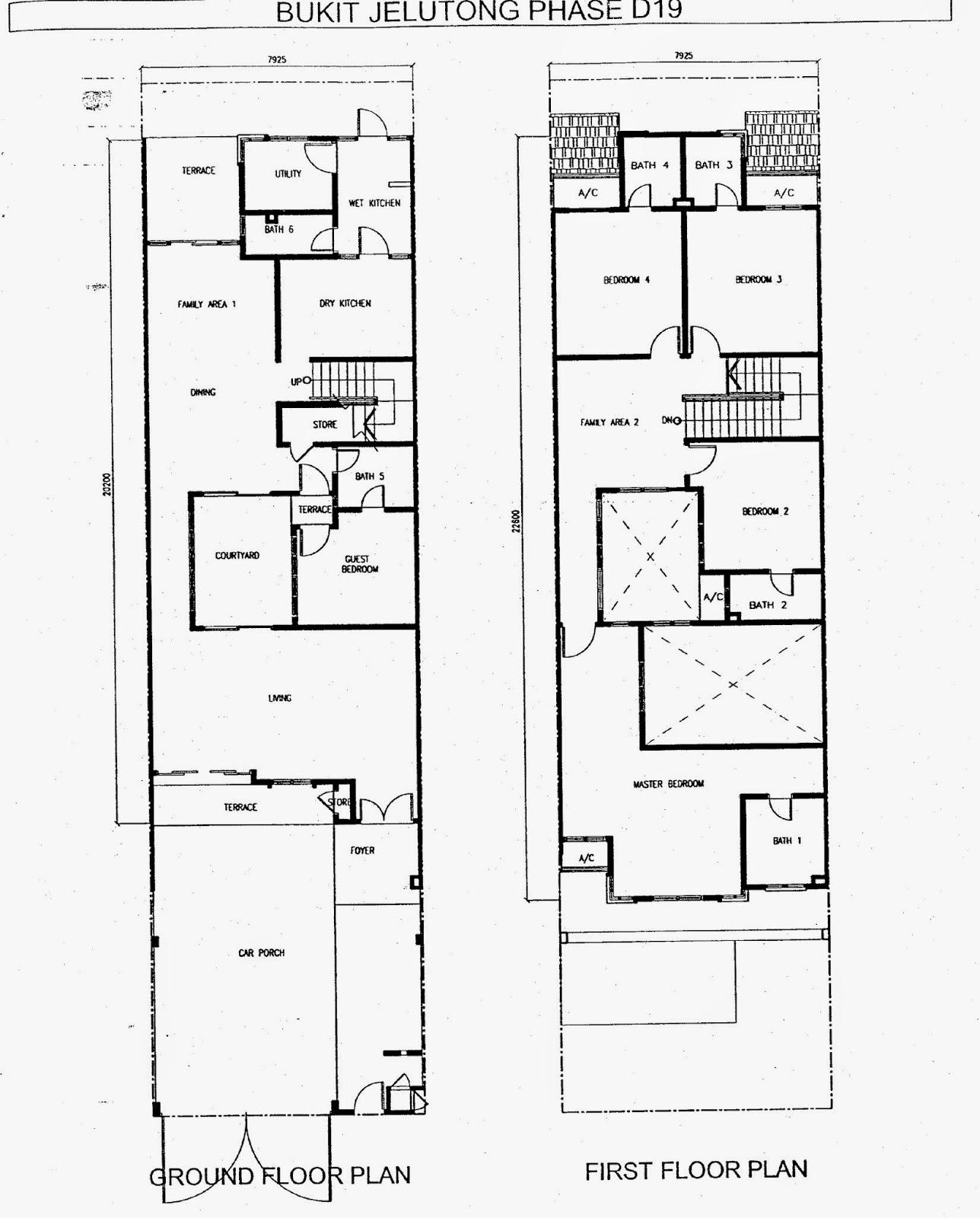 lagenda 2 superlink house  24x100 feet urgent sale