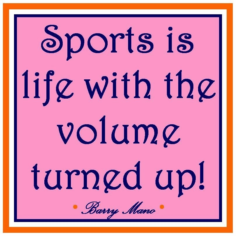 Famous sport quotes and sayings