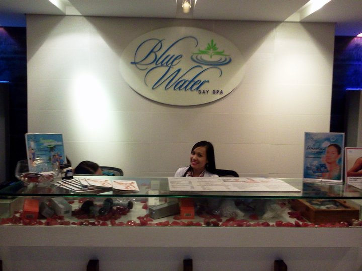 blue water day spa review the products blog