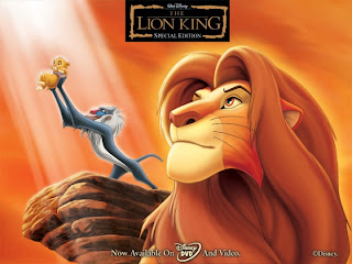 ... do Rei Leão (Lion King)