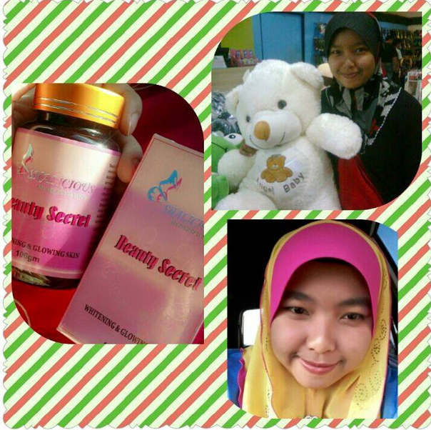 testimoni beauty secret shalicious