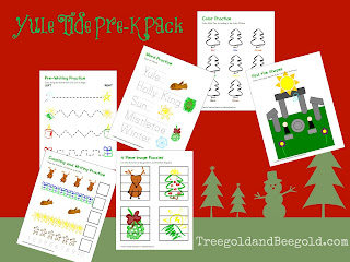 Pagan Yule Themed Education Pack