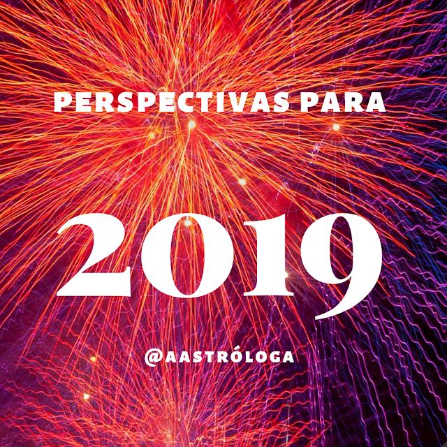 O ano de 2019...