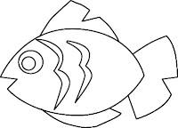 Molde de peixinho