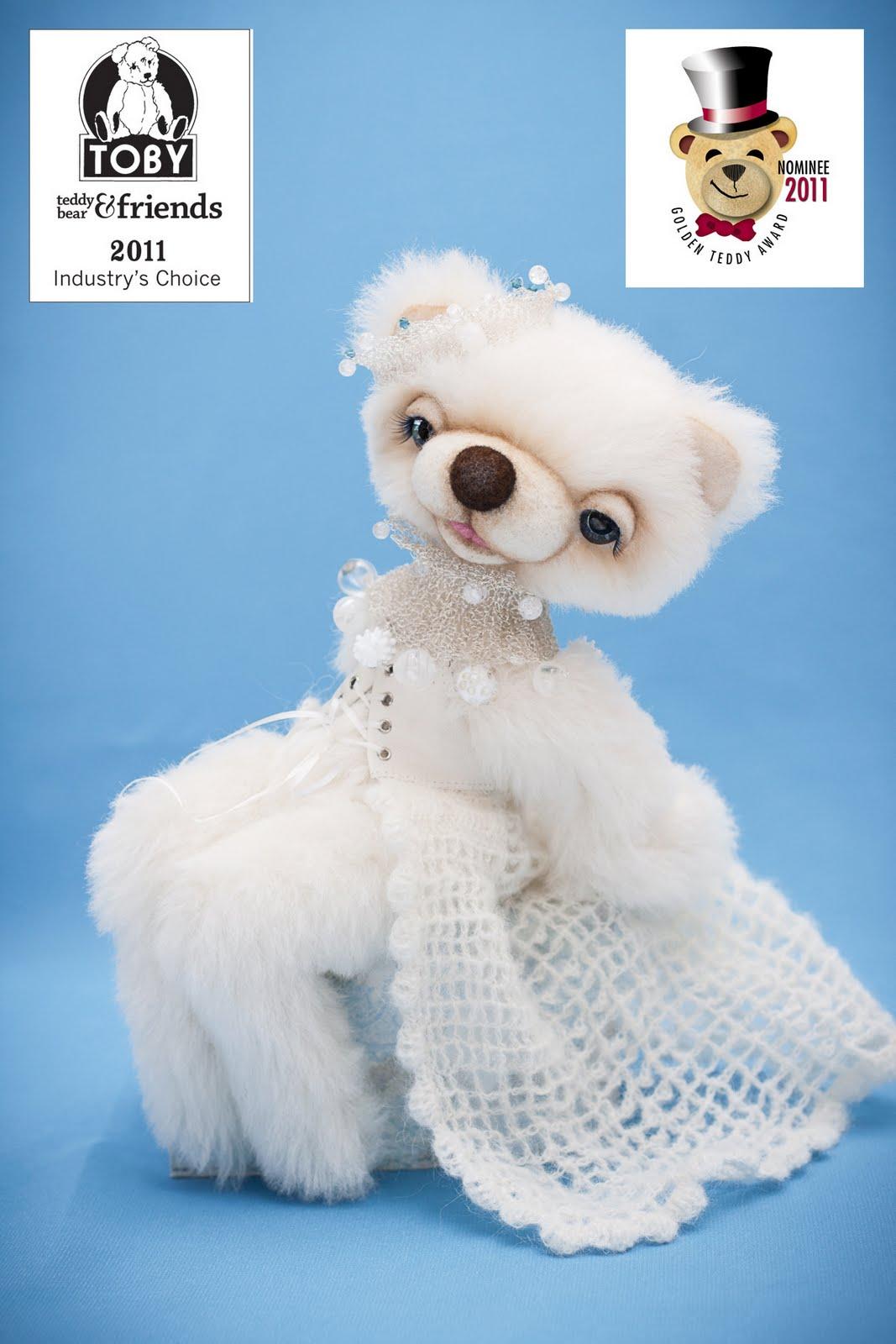 Lidinija - 2011 TOBY Industry Choice winner; 2011 Golden Teddy Award Nominee!!!